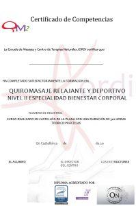 quiromasaje2 competencias 2015